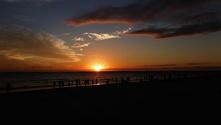 Sunset in Florida 1