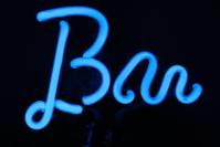 Neonlight Closeup