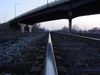 overpass & rails