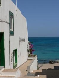 Calle al mar