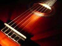 guitar in the dark 1