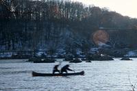 C&O canal + Potomac