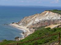 Cliffs at Gay Head