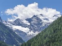 Landscape of glacier