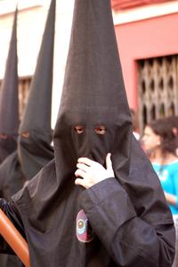 Holly Week in Seville. 2