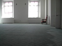 null - empty space - isolate c