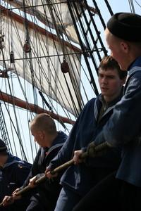 Sedov Sailing Ship 6