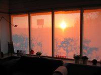 Sunset In Living Room 2