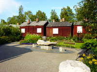 Old Swedish Houses