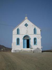Cape Verde - Salt Island