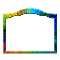 Photo frame - square 5