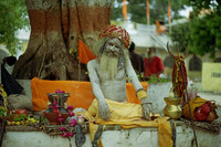 Sadhu in Ujjain