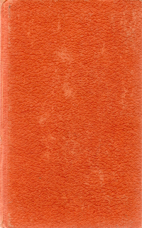 Orange Book Back Cover