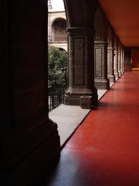 San Idelfonso's Corridor
