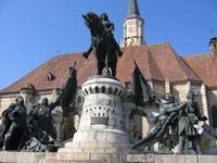 King Matyas, Kolozsvar