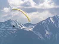 soaring in Alaska