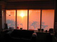 Sunset In Living Room 3