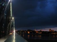 bridge in Torun 2