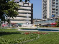Romania_Pitesti_downtown 2