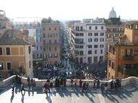 Rome - via Condotti