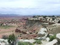 Rock formations in Colorado