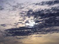 Dark sunset 1