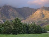 Cape Fold Mountains 3