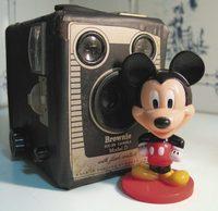 Mickey's camera