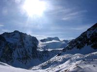 mountain, 3000 m altitude