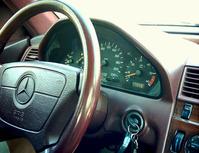 Wheel of Mercedes