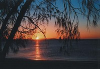 Beach sunsets 1