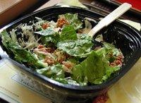 Unfinished Salad