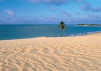 Sand Beach of Paracuru Ceara Brazil