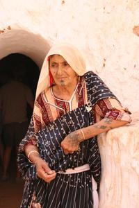 berber old woman