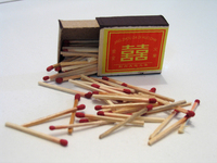 Chinese Matchbox Series 4
