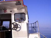 Popeye's Fisher boat