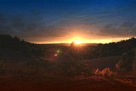 Sundown Fanjeaux