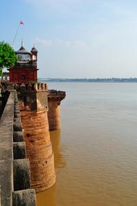 Ramnagar Fort - Ganges View