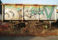 Disused Train Carriage