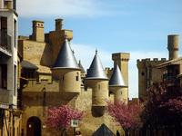 Castle in Spring 2