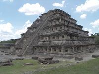 Piramide en Tajin 4