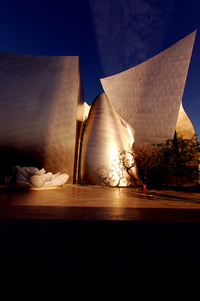 Walt Disney Music Hall 5