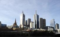 1/3 Melbourne Cityscape