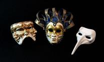 My venetian mask's