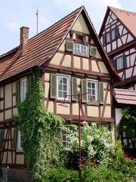 Fachwerkhaus - Germany