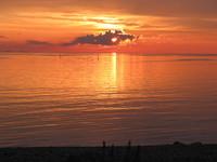 Sunset in Sweden 1
