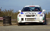 Rally car 10