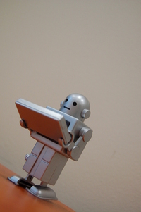 Robot Apprentice