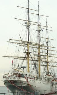 Dar Pomorza' Ship