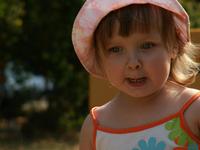 My daughter 12